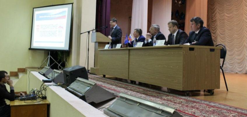 Участники предварительного голосования «Единой России» встретились с избирателями Ленинского района Ижевска