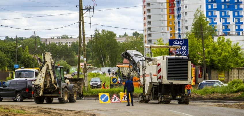 Андрей Исаев сообщил о выделении почти 600 млн руб. на ремонт дорог в Удмуртии