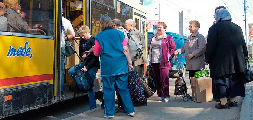Почему не действует социальный проездной по маршруту №328 в Ижевске?