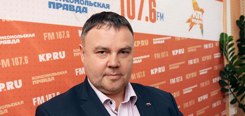 Ян Власов на радио «КП-Ижевск»: врач должен думать о пациенте, а не о выживании