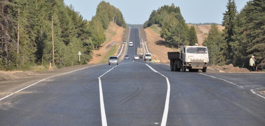 31 млн рублей потратят в Ижевске на новую дорожную разметку