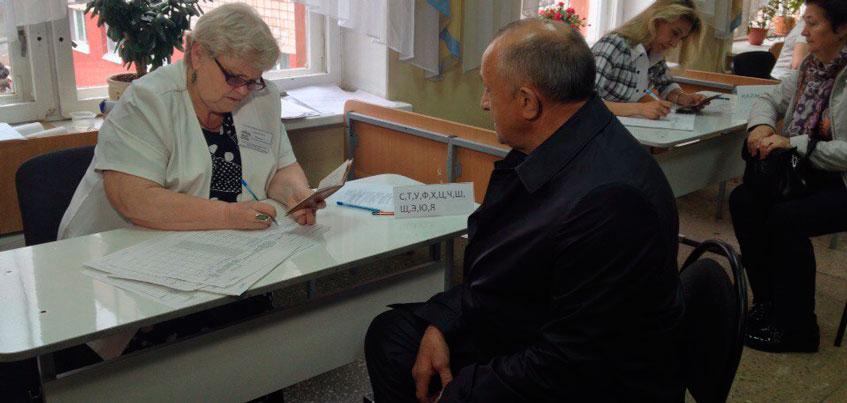 Явка на праймериз «Единой России» в Удмуртии составляет 1,3%