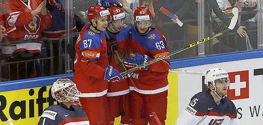 Сборная России завоевала бронзу на чемпионате мира по хоккею, обыграв США