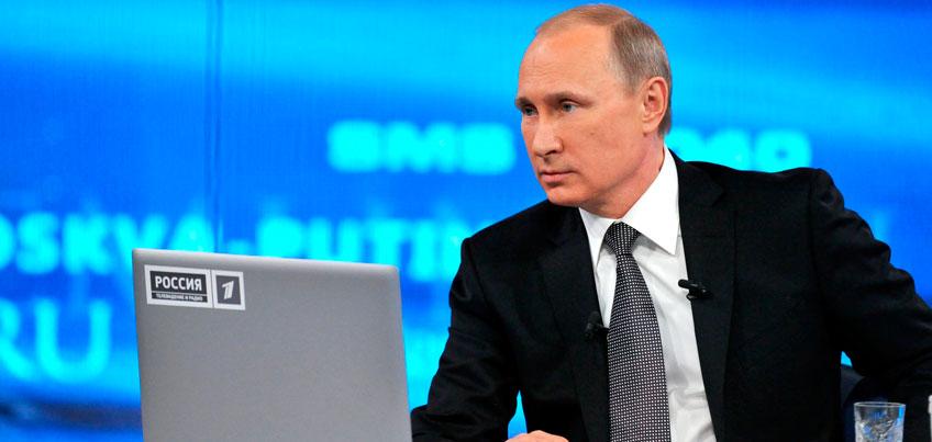 Владимир Путин наградил трех работников заводов Ижевска
