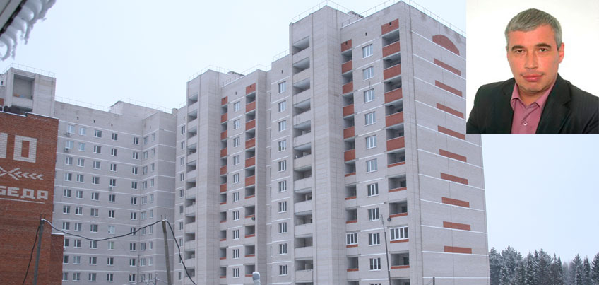 Жители дома, который строит компания подозреваемого в убийстве Ильдара Мавлутдинова, не могут создать ЖСК