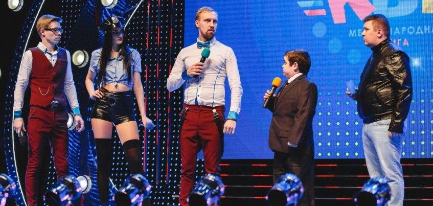 Ижевская команда КВН вышла в полуфинал Международной Лиги