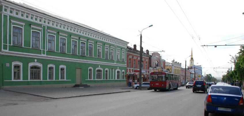 Ижевский дом купца Оглоблина реконструируют и продадут за 54 млн рублей