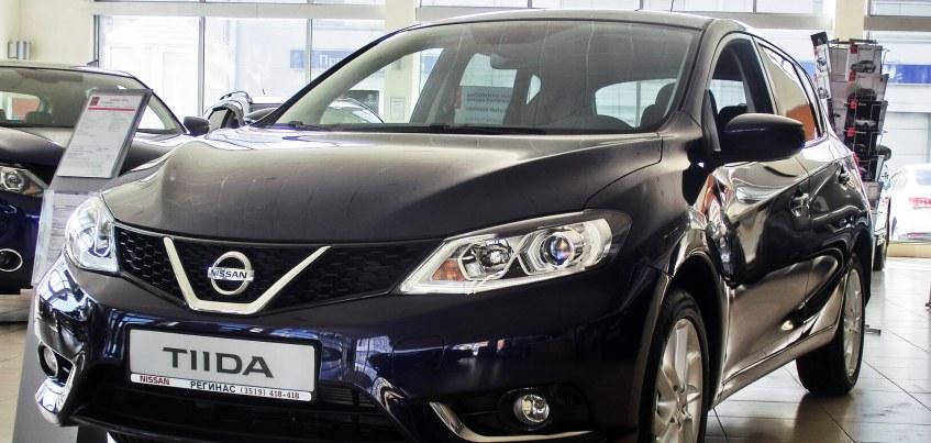 Nissan: Мы намерены возобновить производство Tiida в Ижевске