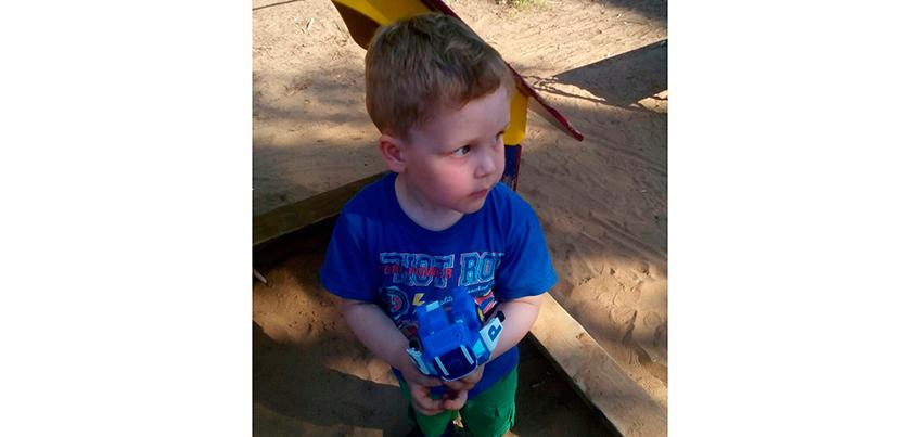 В Ижевске в Козьем парке нашли маленького мальчика