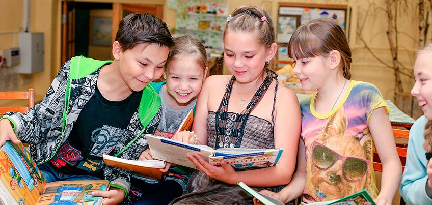 1 июня в Ижевске стартует проект для детей «Летние чтения»