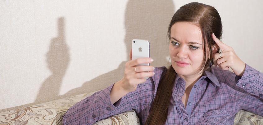 В Ижевске мошенники снимают деньги с баланса телефона, рассылая комплименты