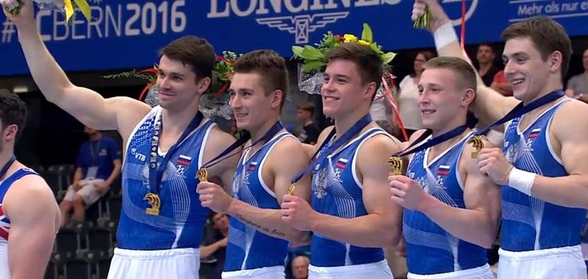 Воткинский гимнаст Давид Белявский стал чемпионом Европы