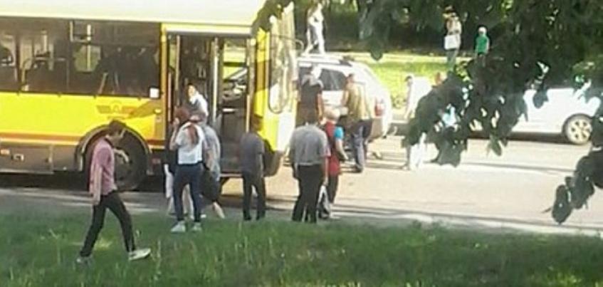 На пешеходном переходе в Ижевске сбили 8-летнюю девочку