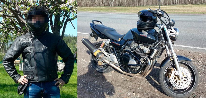 35-летний мотоциклист из Удмуртии погиб в Елабуге