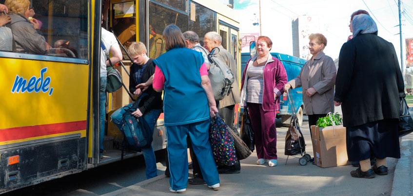 Со 2 июня три раза в неделю из Ижевска в Соль-Илецк будет курсировать автобус