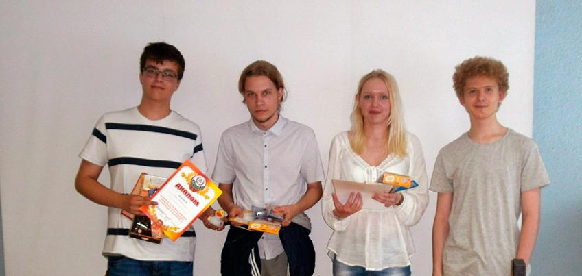 В Ижевске прошел открытый чемпионат города среди школьников по «Своей игре»