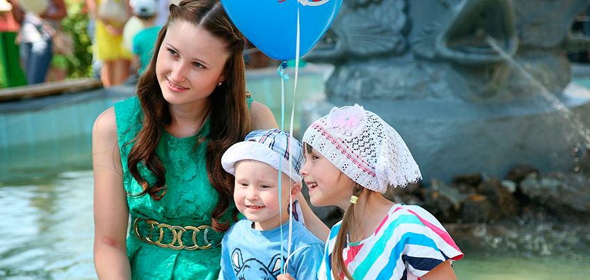 «Праздник мороженого» и Шоу мыльных пузырей: куда можно сходить ижевчанам с детьми 1 июня