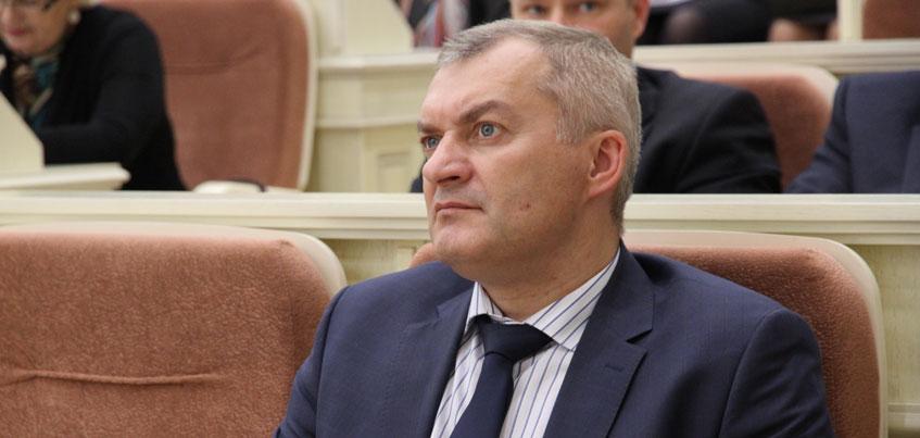 Замглавы Администрации Ижевска Эдуард Теслев опроверг слухи о своей отставке