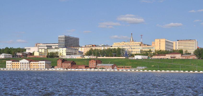 Минприроды Удмуртии очистит берег Ижевского пруда