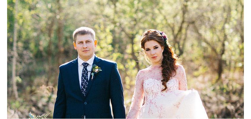 Ижевские молодожены: Уехала в Ижевск, чтобы найти любовь, а встретила ее в родном Балезино