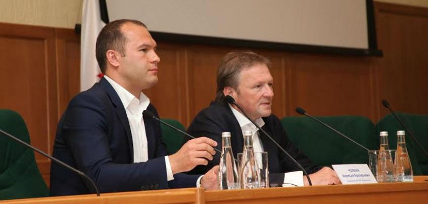 Борис Титов: Потенциал Удмуртии – в промышленности