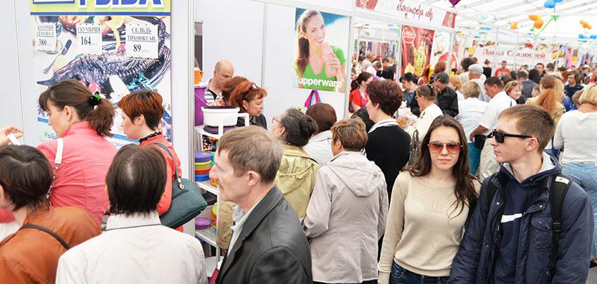 Через неделю в Ижевске откроется Летняя ярмарка