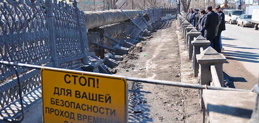 В Ижевске должны открыть движение по Дерябинскому мосту 12 июня