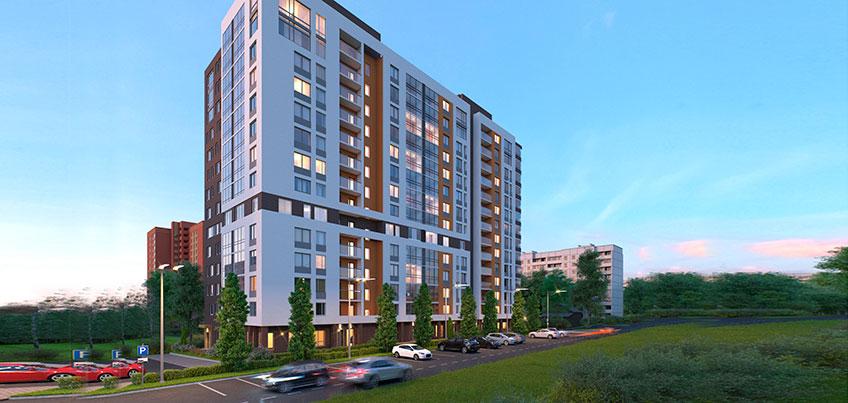 Благоустройство жилого комплекса MAXIMA в Ижевске признано лучшим в 2016 году