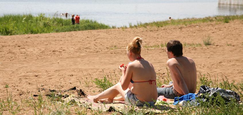 Глава МЧС Удмуртии потребовал создать еще не менее 4 пляжей в сельских поселениях