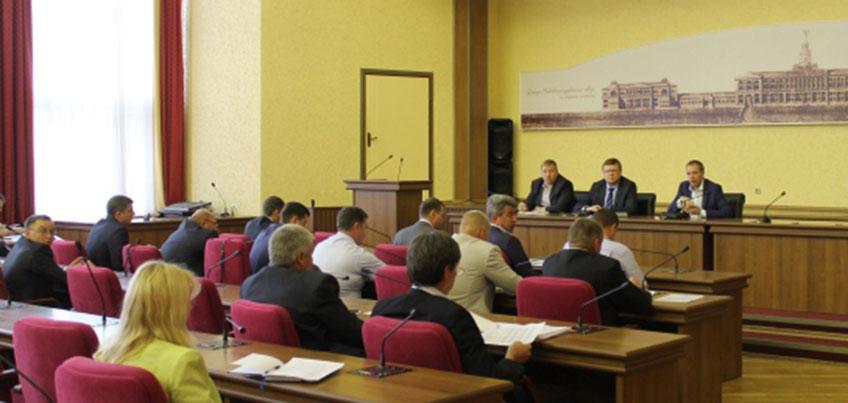 Ремонт тепловых сетей и оборудования ЦТП Ижевска проходит под контролем Администрации города