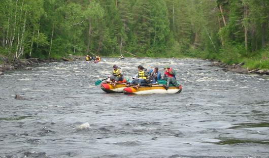 В Ижевске пройдут экстремальные соревнования по водному туризму
