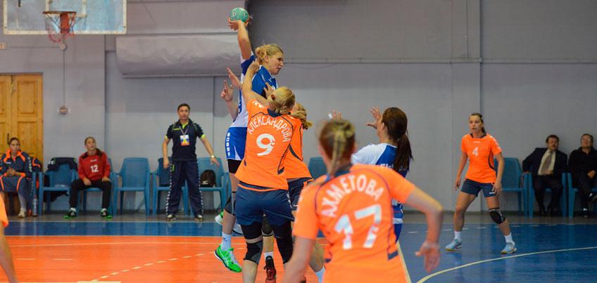 Гандболисток ижевского «Университета» вызвали на сбор национальной студенческой сборной России