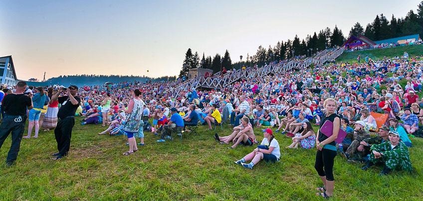 На фестивале «Бабушкина дача» выступит знаменитый бард Трофим