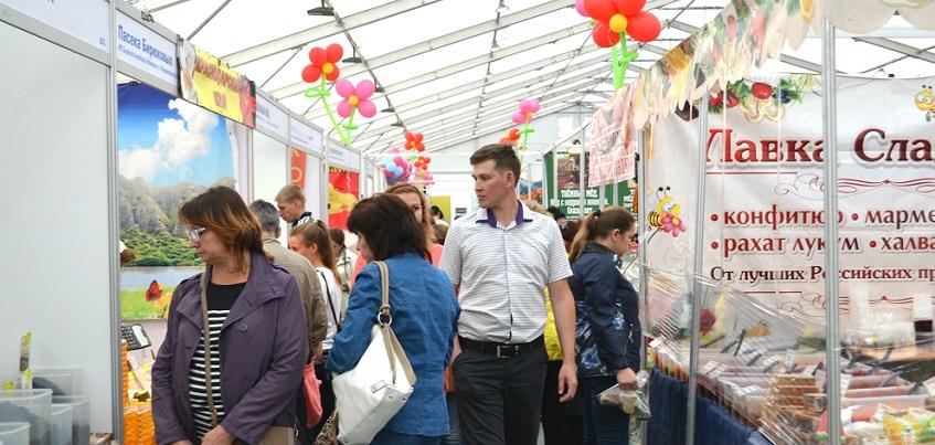 На Летней ярмарке ижевчане смогут выбрать товары из разных уголков России