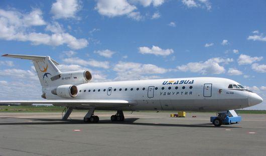 Первый рейс из Ижевска в Анапу отправится 2 июня