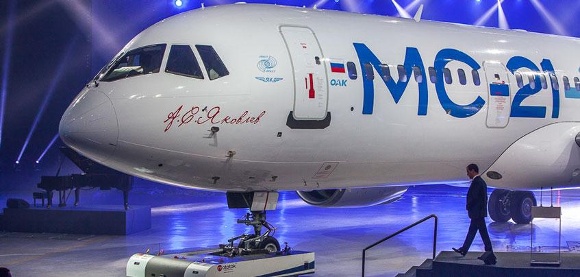 «Ижавиа» планирует купить новый самолет российского производства