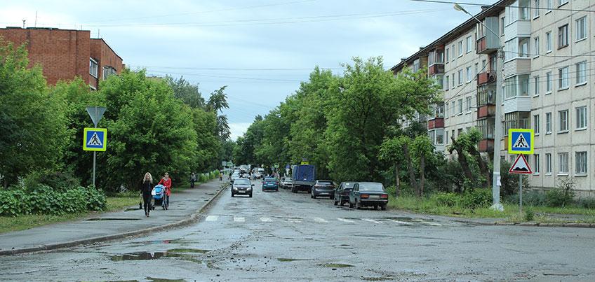 В Ижевске запретят парковаться на улицах Коммунаров и Карла Либкнехта