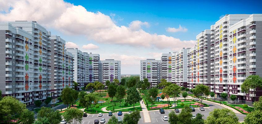 Компания АСПЭК-Домстрой начала строительство второго дома жилого комплекса «Стрижи» в микрорайоне «Тишино»
