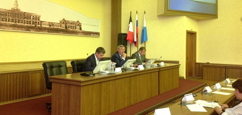 Глава Ижевска Юрий Тюрин провел Консультационный совет по межнациональным отношениям