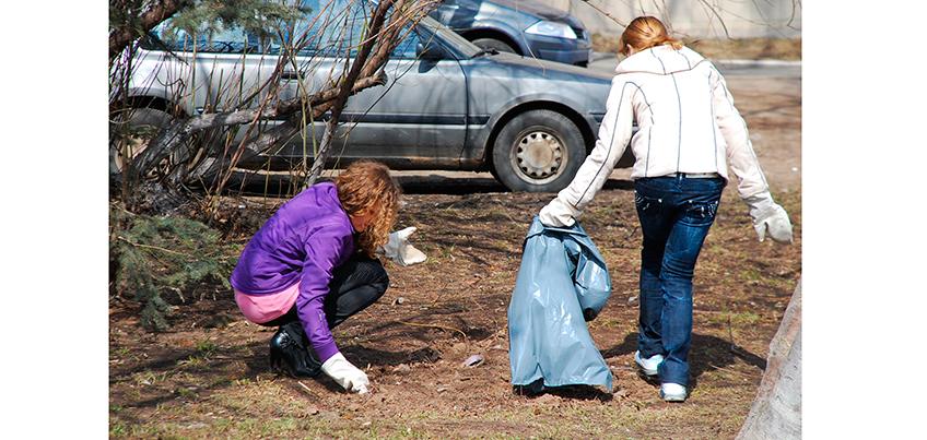 По итогам городских субботников из Ижевска вывезли более 50 тысяч кубометров мусора