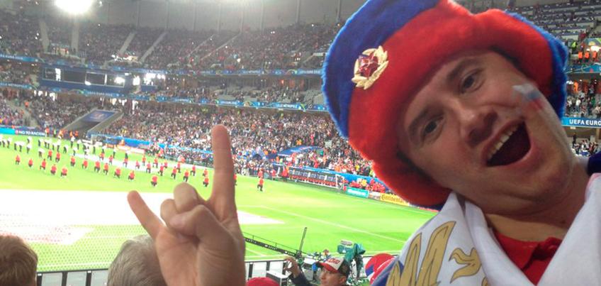 Ижевчане, поехавшие на матчи Евро-2016, рассказали, почему боятся английских болельщиков