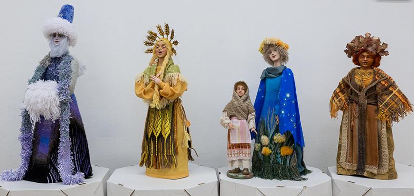 В Ижевске проходит выставка кукол: 12 самых шикарных кукол экспозиции