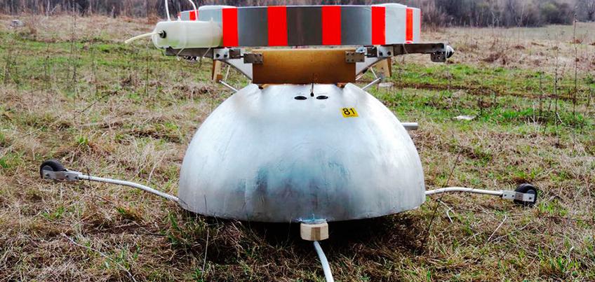 Ученый из Ижевска разработал летающую тарелку для решения проблемы дорожных пробок