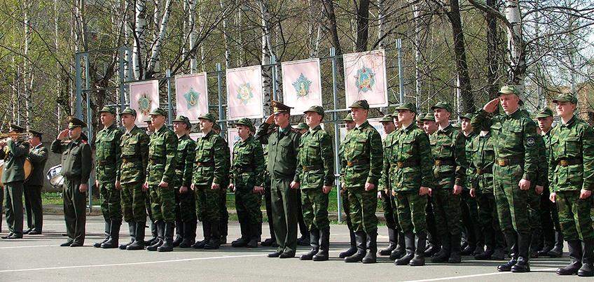 567 молодых ижевчан призвали на военную службу
