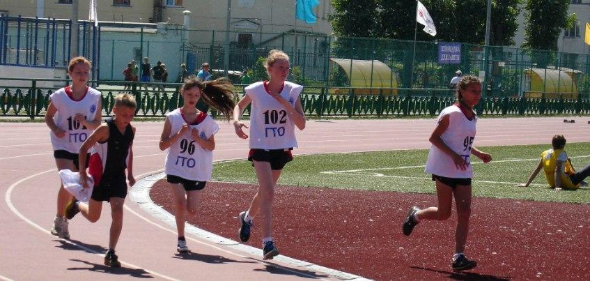 Почти 200 школьников приняли участие в фестивале ГТО в Удмуртии