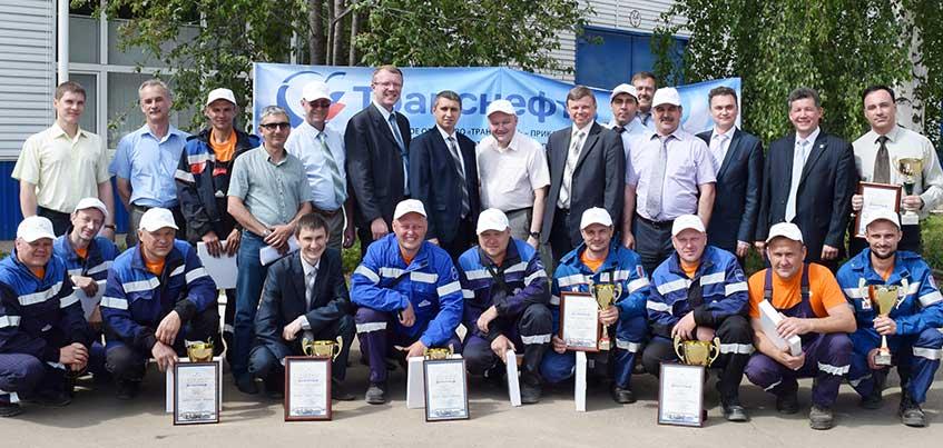 АО «Транснефть–Прикамье» провело конкурс «Лучший водитель грузового автомобиля»