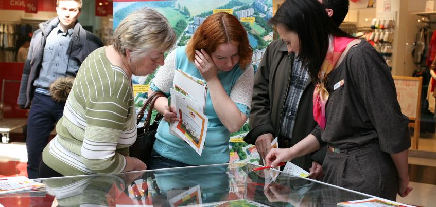 Ярмарка недвижимости в Ижевске: какие проекты представят застройщики?
