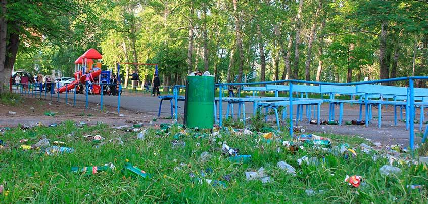 Вопросы благоустройства города теперь можно решить с помощью сервиса «Сделаем Ижевск лучше»