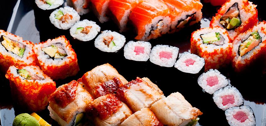 Знакомство с японской кухней: Объемные сеты, которые придутся по вкусу всей компании