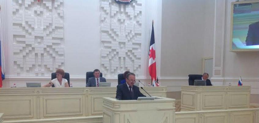 Госсовет Удмуртии не согласовал Рафиса Касимова на должность вице-премьера